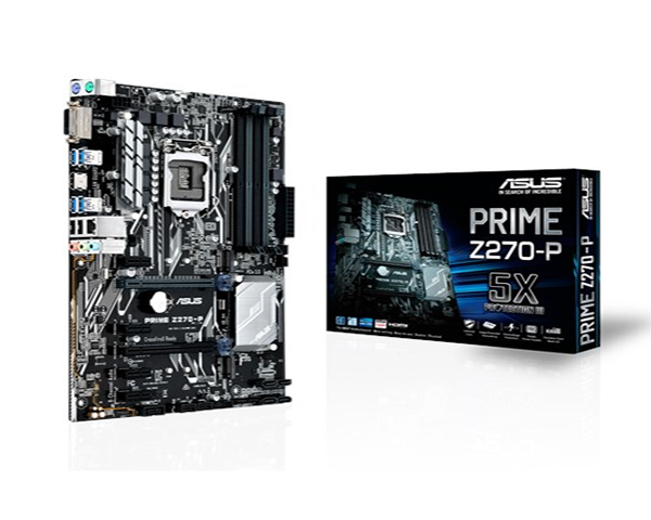 ASUS Z270-P SUPPORT 7 GPU