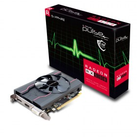 SAPPHIRE PULSE RADEON RX 550 2G with box