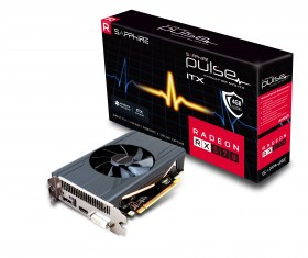SAPPHIRE PULSE RADEON RX 570 ITX 4G with box