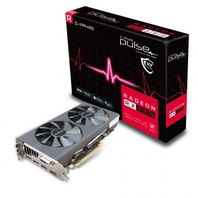 SAPPHIRE PULSE RADEON RX 580 4G with box